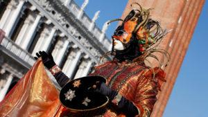 Venetian Mask Venice Italy