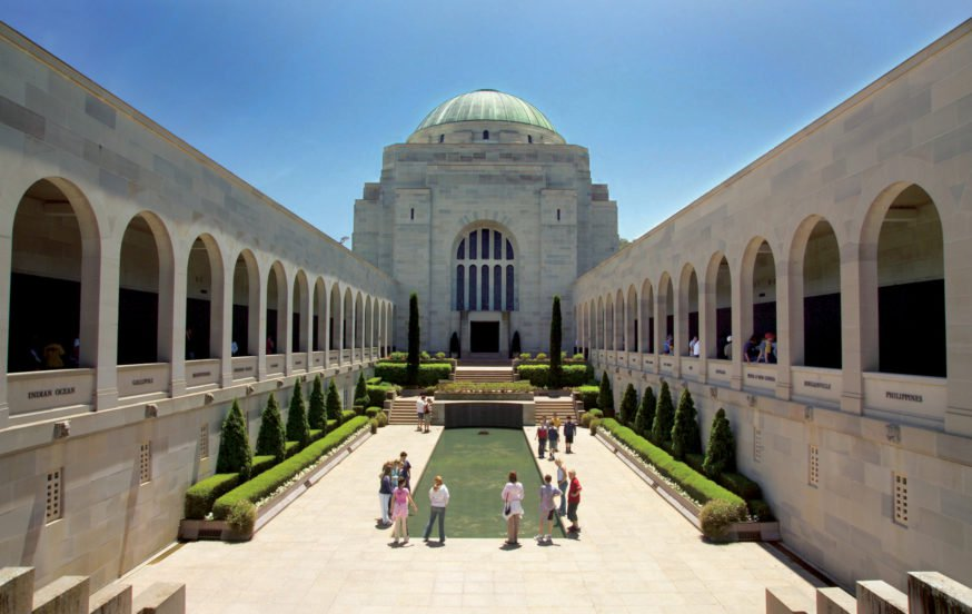 Canberra War Memorial ACT