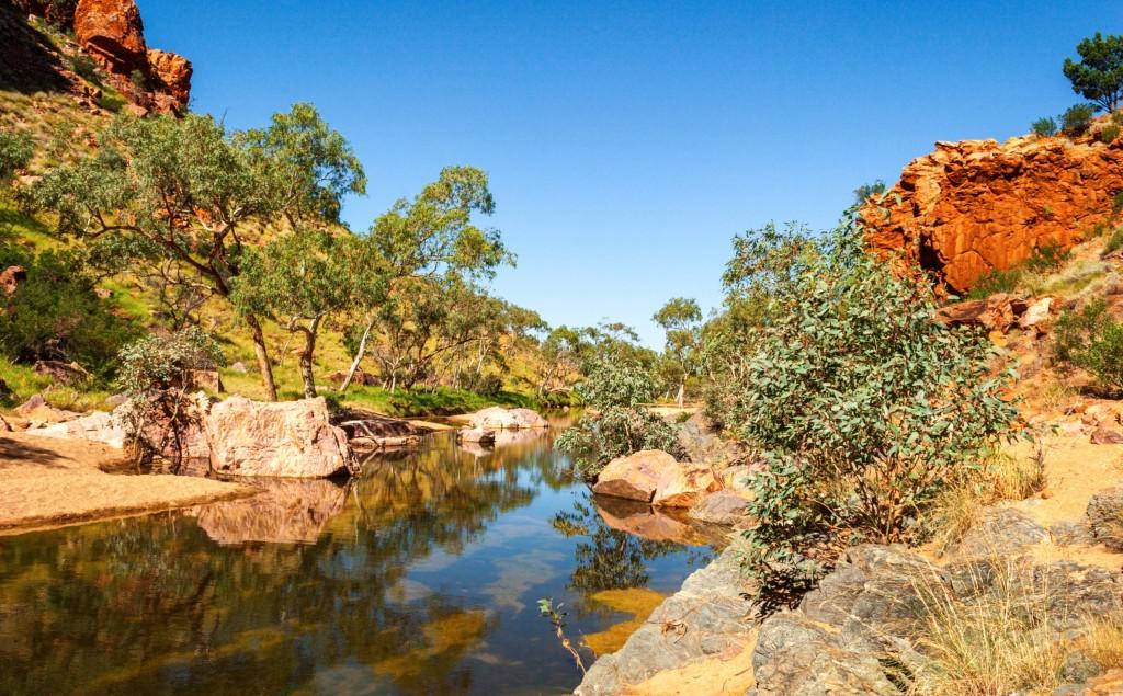 Simpsons Gap (Australia Northern Territory)