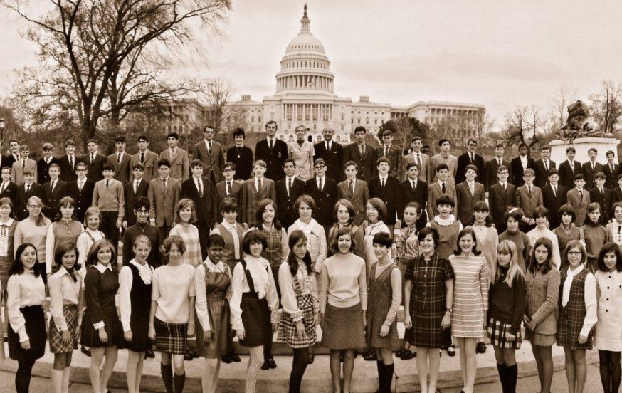 WorldStrides first student tour Washington DC United States