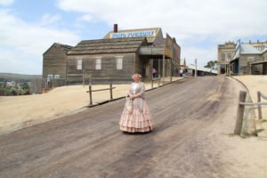 Sovereign Hill Character Australian History