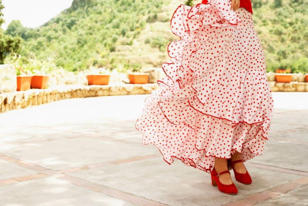 Salsa dancing culture