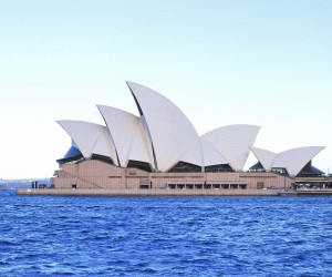 Opera House Daytime