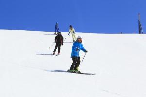 Mt Buller Group of Skiers