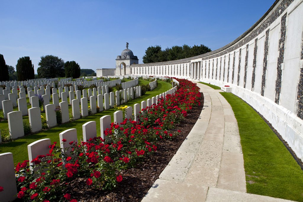 Ypres Battlefields Tour France