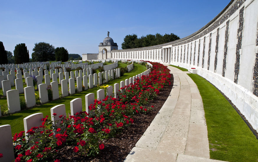 Ypres Battlefields Tour France