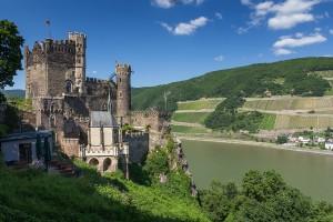 Rhine Valley Castle Germany