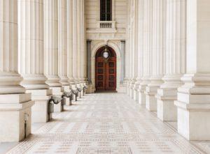 Halls of Parliament Melbourne Victoria Australia