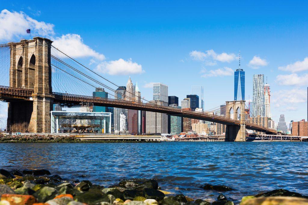 Brooklyn Bridge NYC, New York