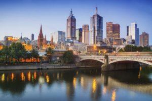 Southbank Melbourne Victoria
