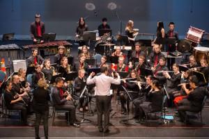 Rhapsody Rotorua Band Performance