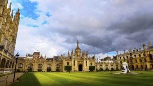 Art Cambridge University and Kings College Chapel