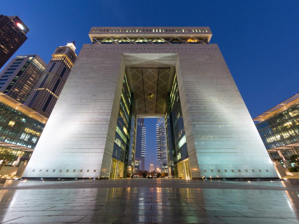 UAE International Finance Centre