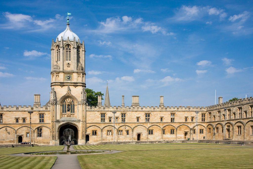 Courtyard University Campus