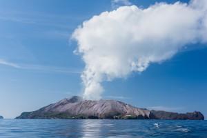 White Island Volcano New Zealand