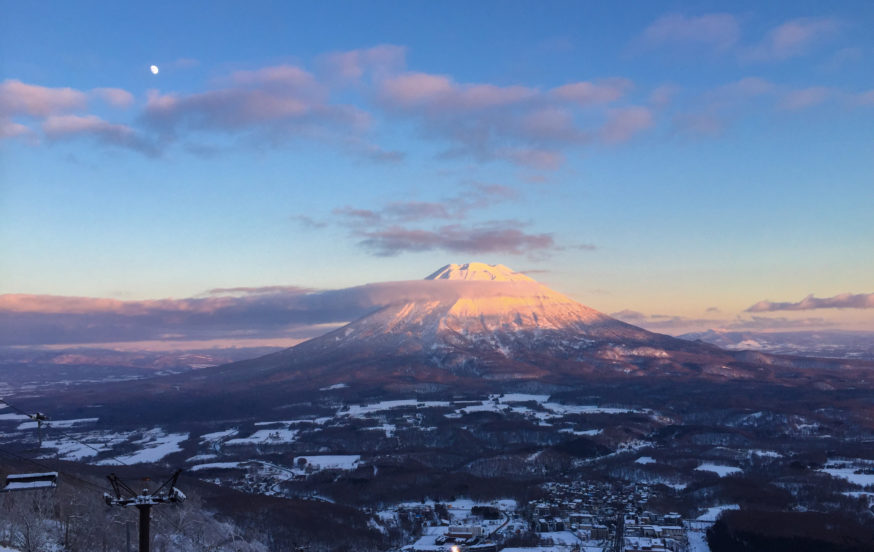 Mount Yōtei, Niseko, Japan