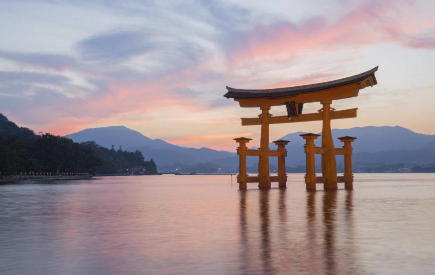Torii Gate Japan
