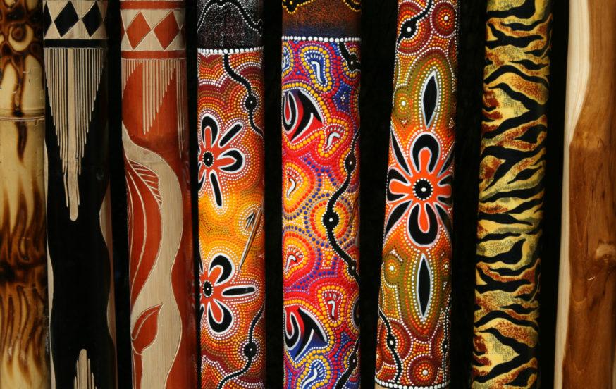 Aboriginal Culture Didgeridoos