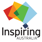 Inspiting Australia - Science Engagement Programme Logo