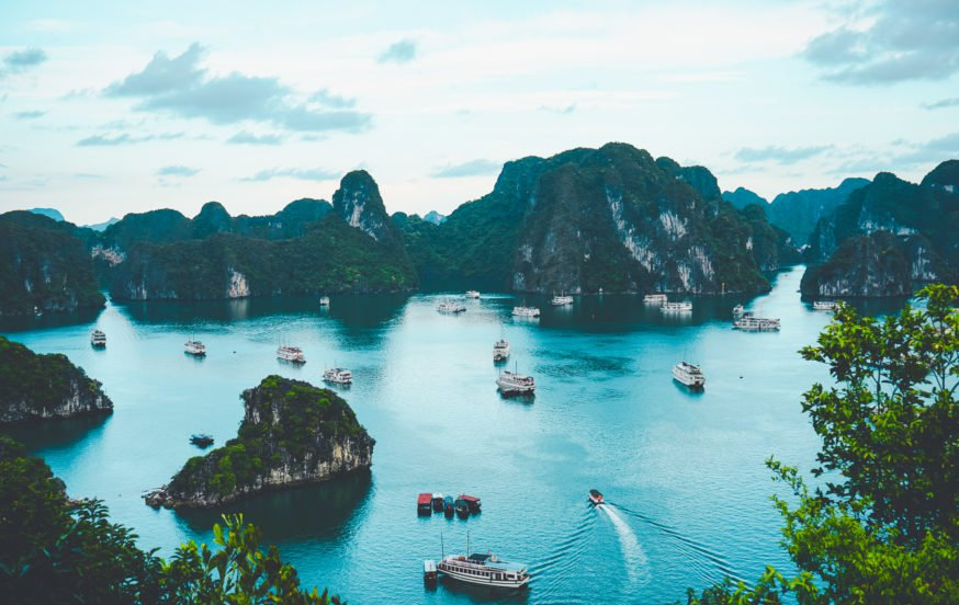 Vietnam Ha Long Bay