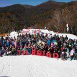 Snowsports school trip Thredbo