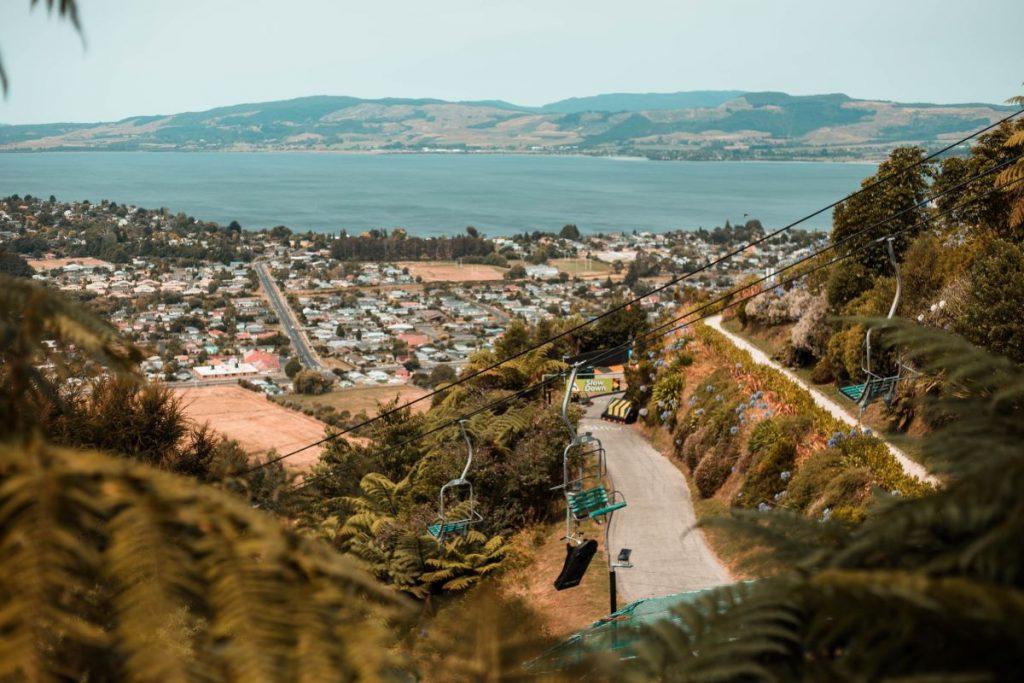 Skyline Rotorua New Zealand School tour