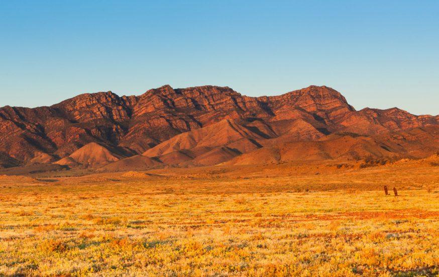 Flinders Ranges School Tour