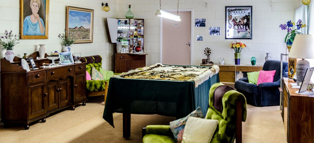 Coober Pedy - Faye's Underground home