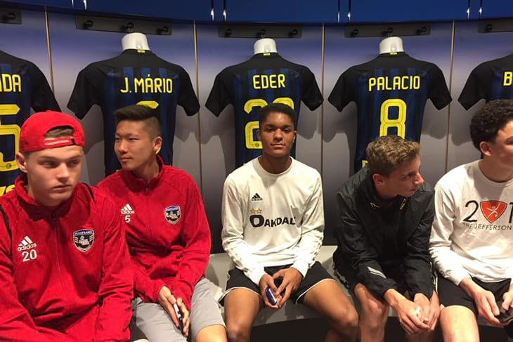 Italy-Maryland-State-Youth-Soccer-Association-ODP-Boys-at-San-Siro-Stadium-Tour